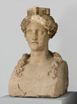 buste van Antverpia
