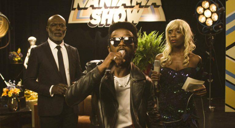 still uit de film Kaniama show