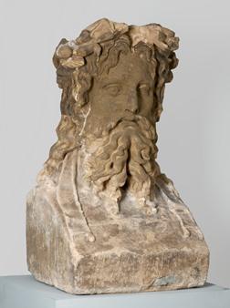 buste van Scaldis
