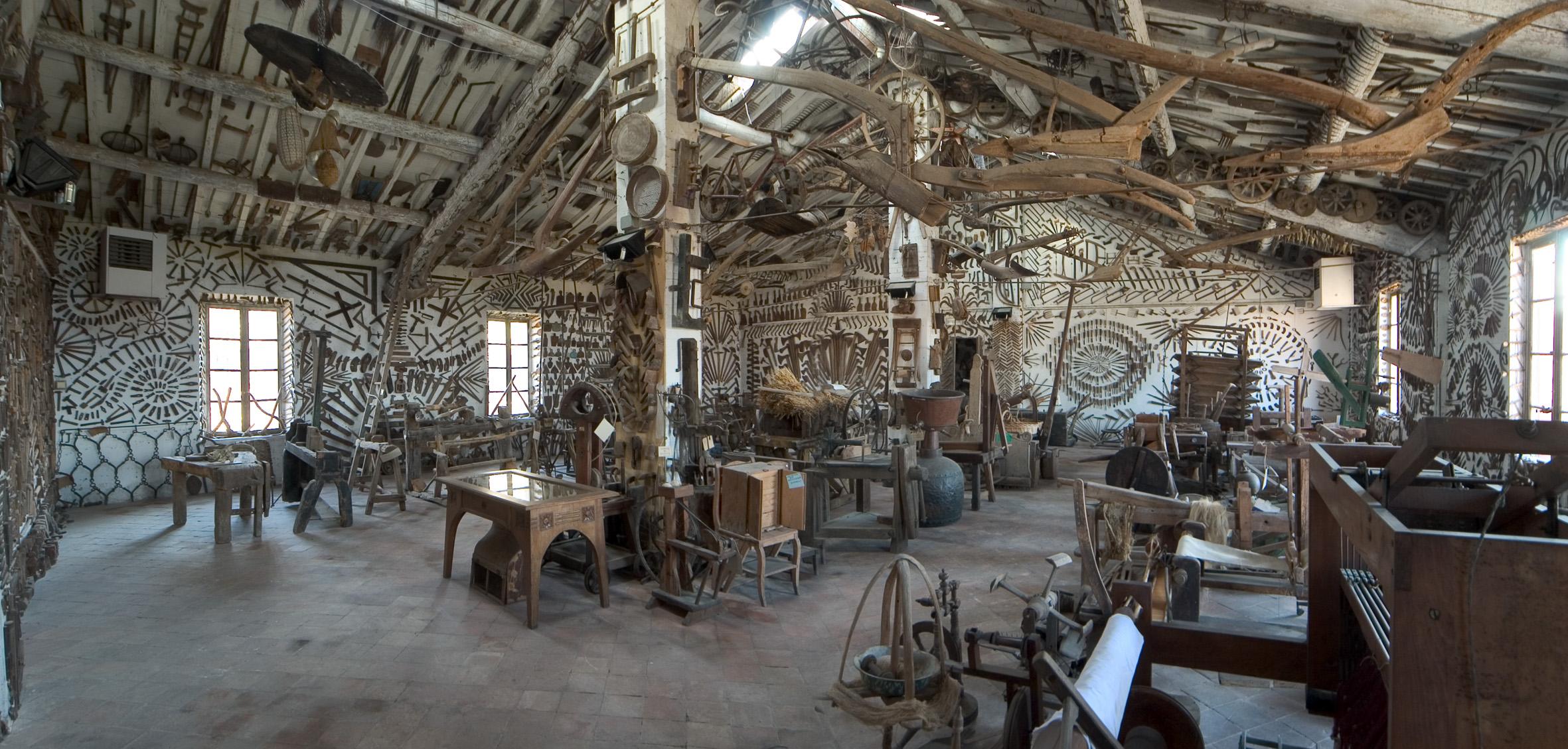 Il Museo Ettore Guatelli